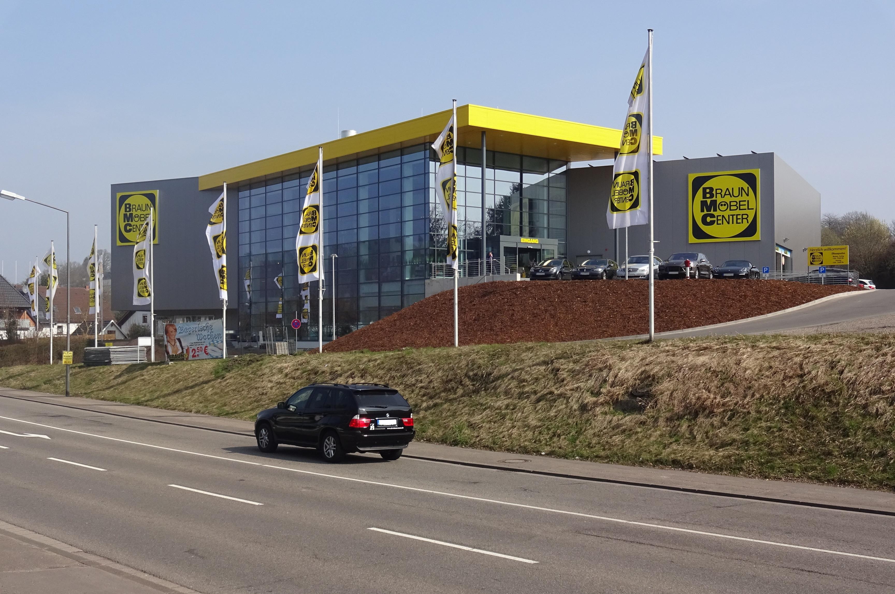 Möbel Braun Reutlingen  Extra günstig Möbel kaufen – BRAUN Möbel Center