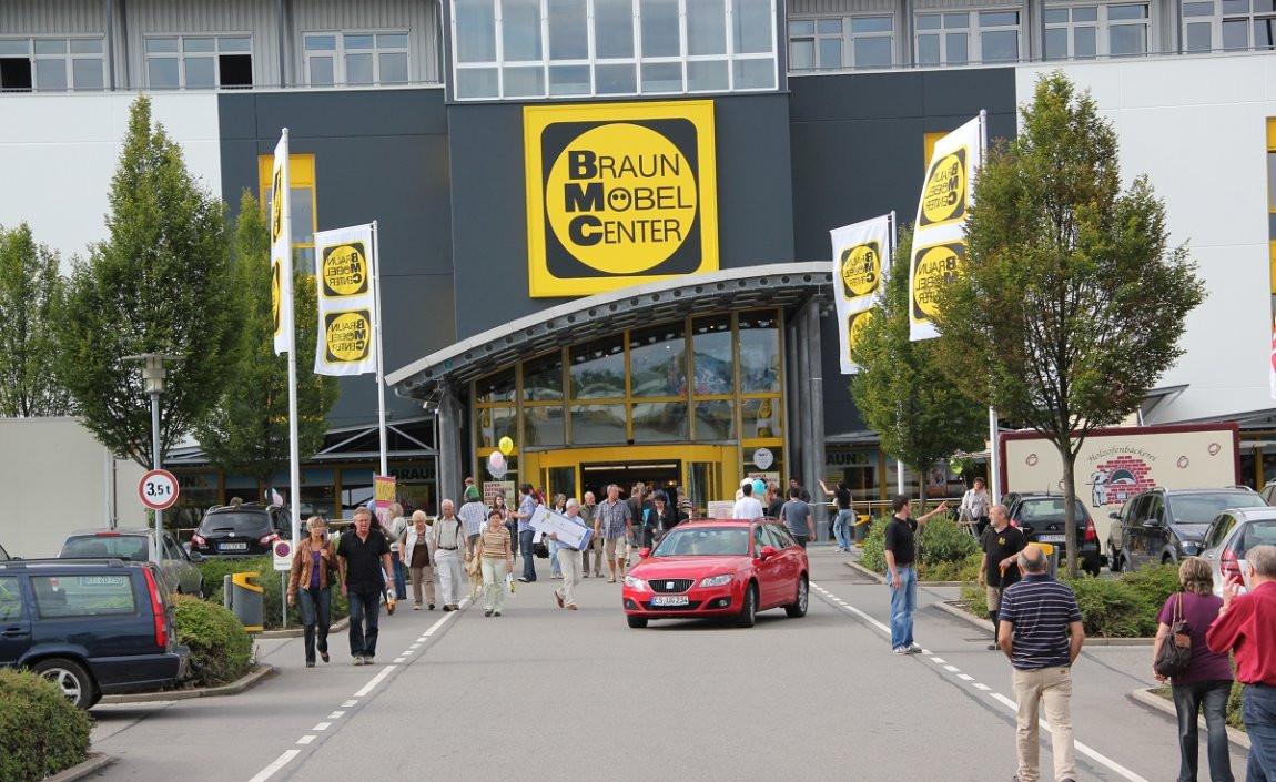 Möbel Braun Reutlingen  Möbel Braun lädt zur Messe Kreiszeitung Böblinger Bote