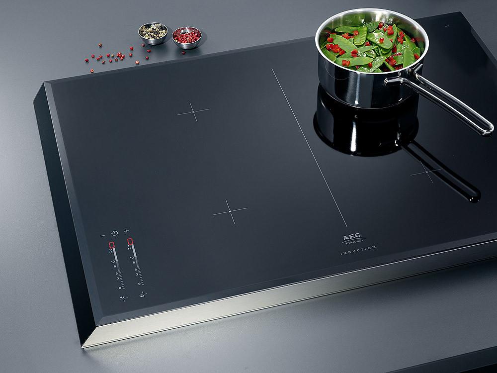 Mobiles Kochfeld  Glanzvoller Auftritt für Kochfelder im 3D Konzept