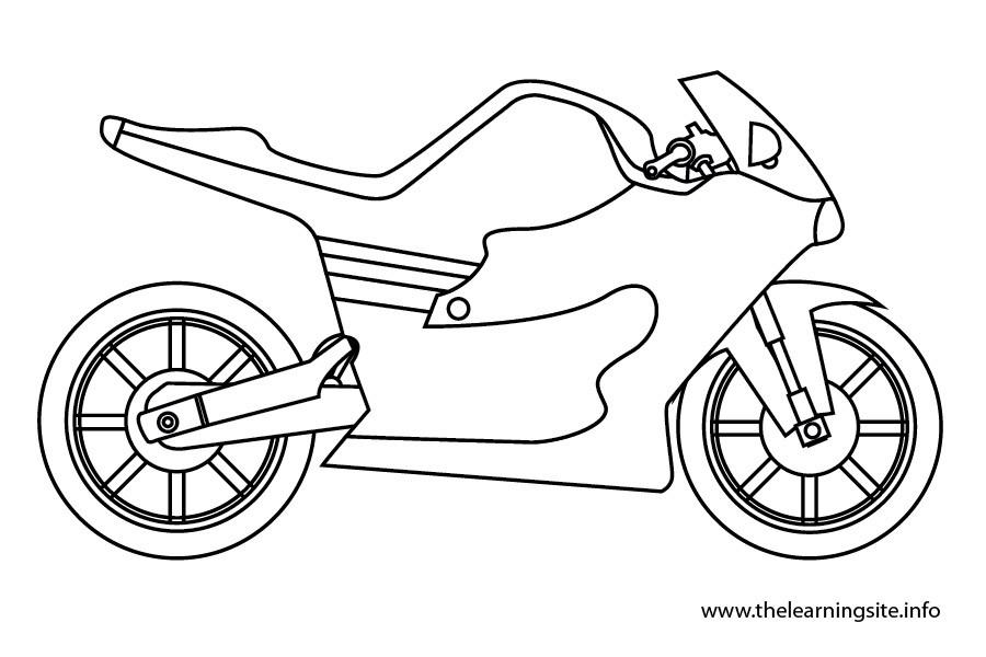 Motocross Ausmalbilder  Motocross malvorlagen kostenlos zum ausdrucken