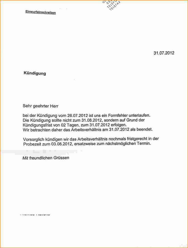Muster Kündigung Wohnung  Die besten 25 Vorlage kündigung mietvertrag Ideen auf