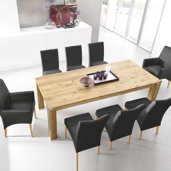 Musterring Esstisch  Musterring Stuhlgruppe Esstisch Prato Wildeiche von