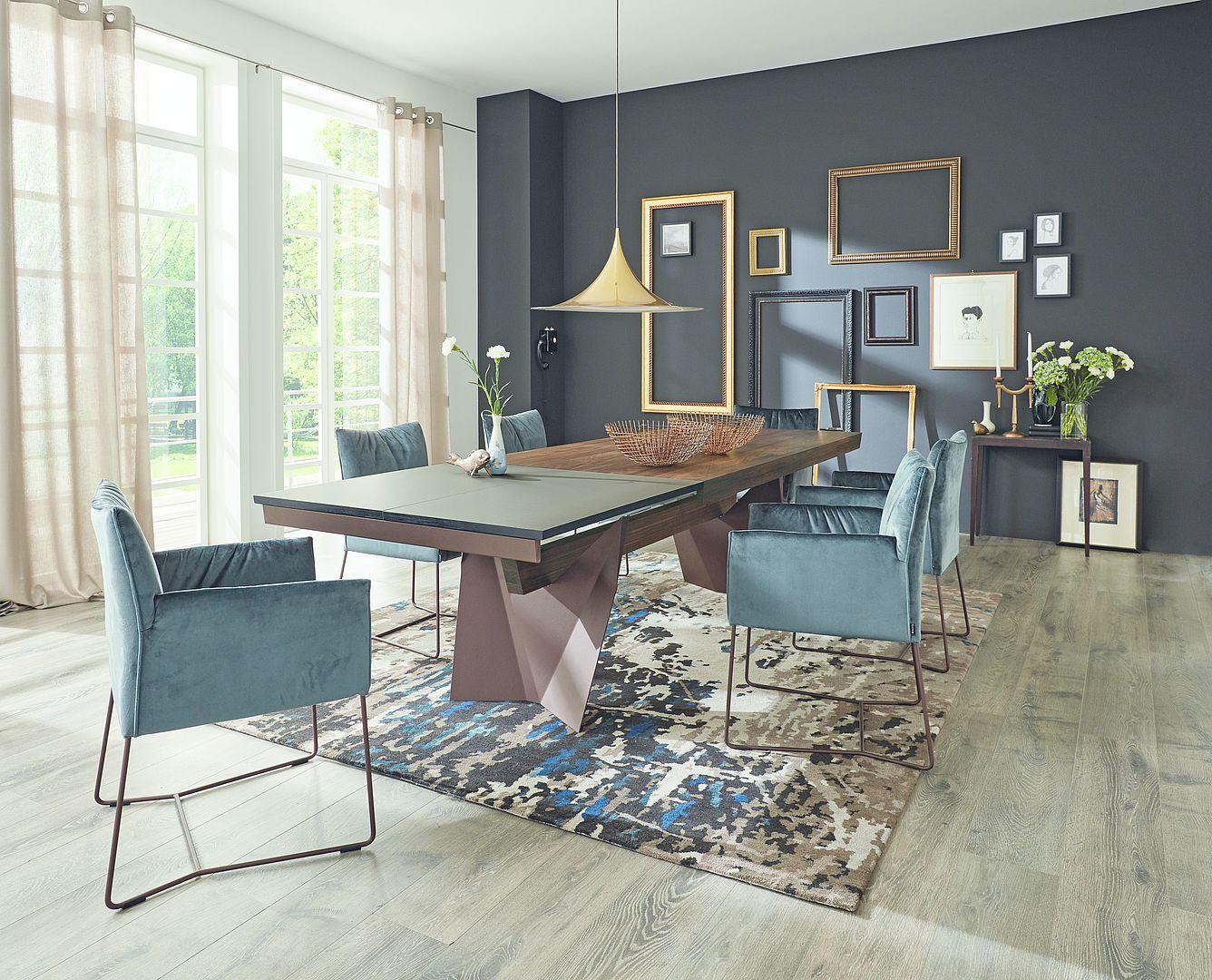 Musterring Stühle  Stylishes Speisezimmerprogramm von Musterring