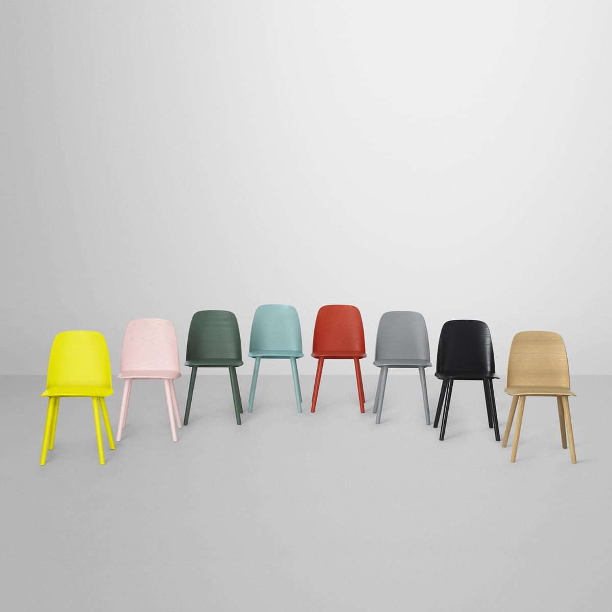 Muuto Stuhl  Nerd Chair von Muuto