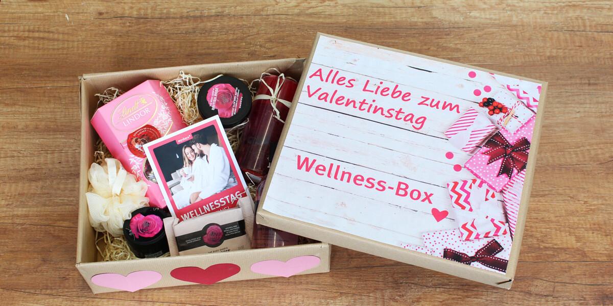 Mydays Geschenke  Valentinstag Geschenke in der Box mydays Magazin