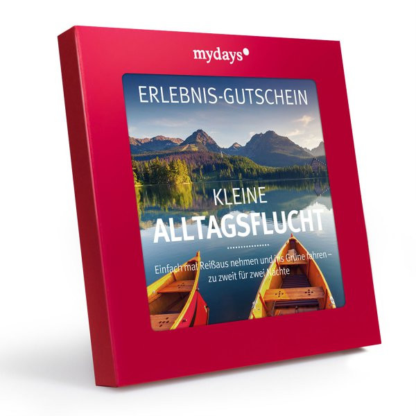Mydays Geschenke  mydays mydays Magic Box Kleine Alltagsflucht online
