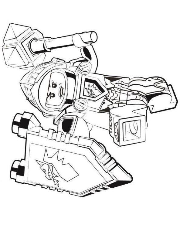 Nexo Knight Ausmalbilder  Nexo Knights Macy Ausmalbilder 223 Malvorlage Nexo Knights