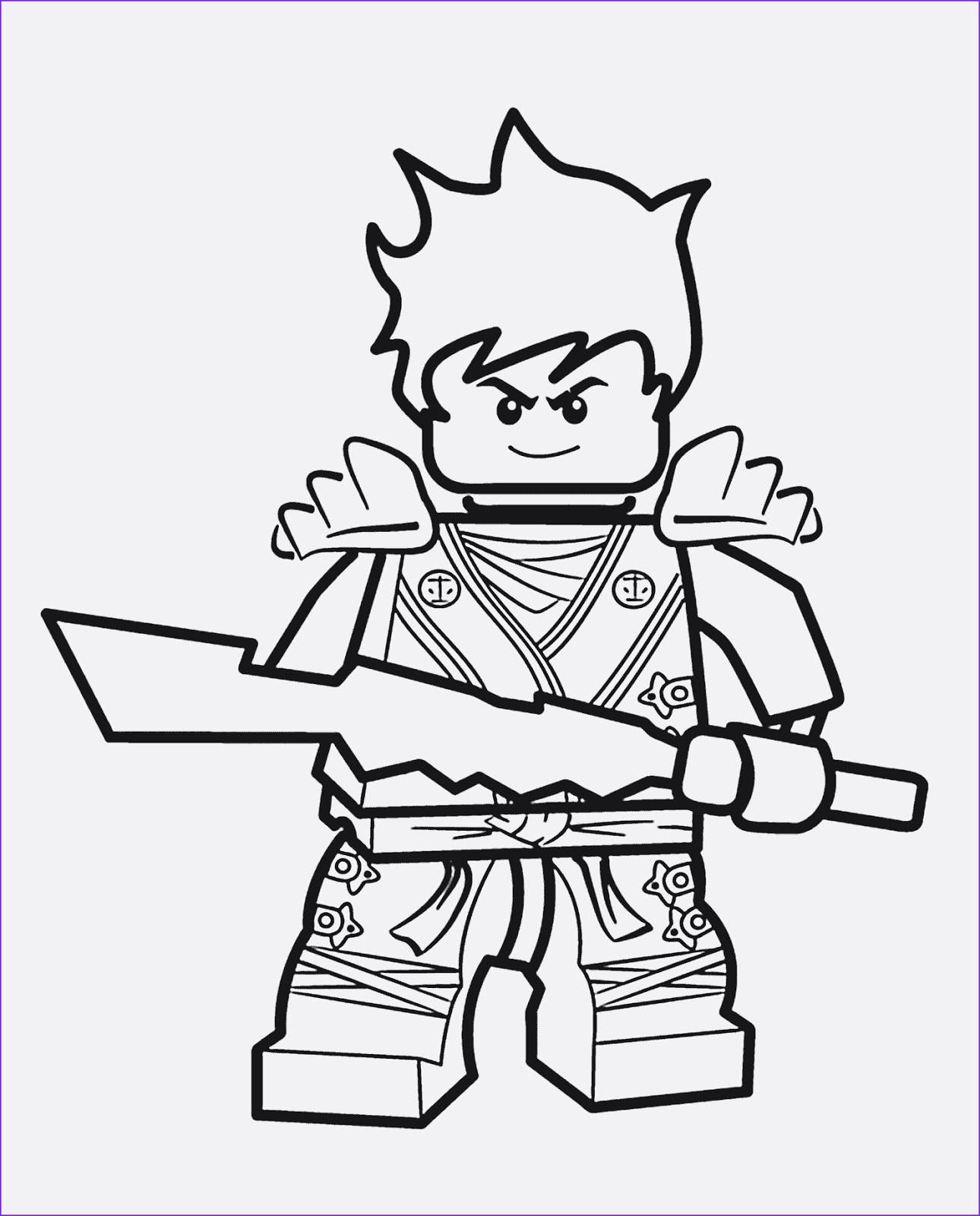 Ninja Ausmalbilder  Ausmalbilder Lego Ninjago Lego Ninjago zum Ausmalen