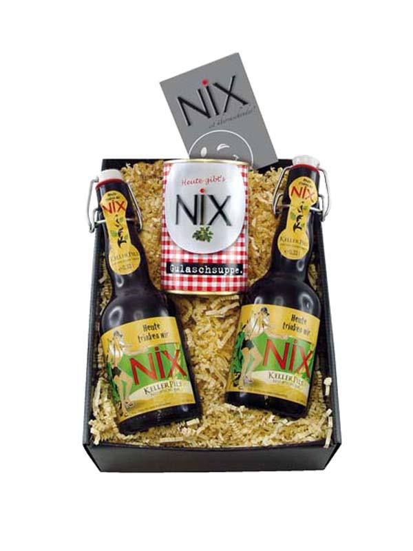 Nix Geschenke  B2B line Shop Werbemittel Give Aways