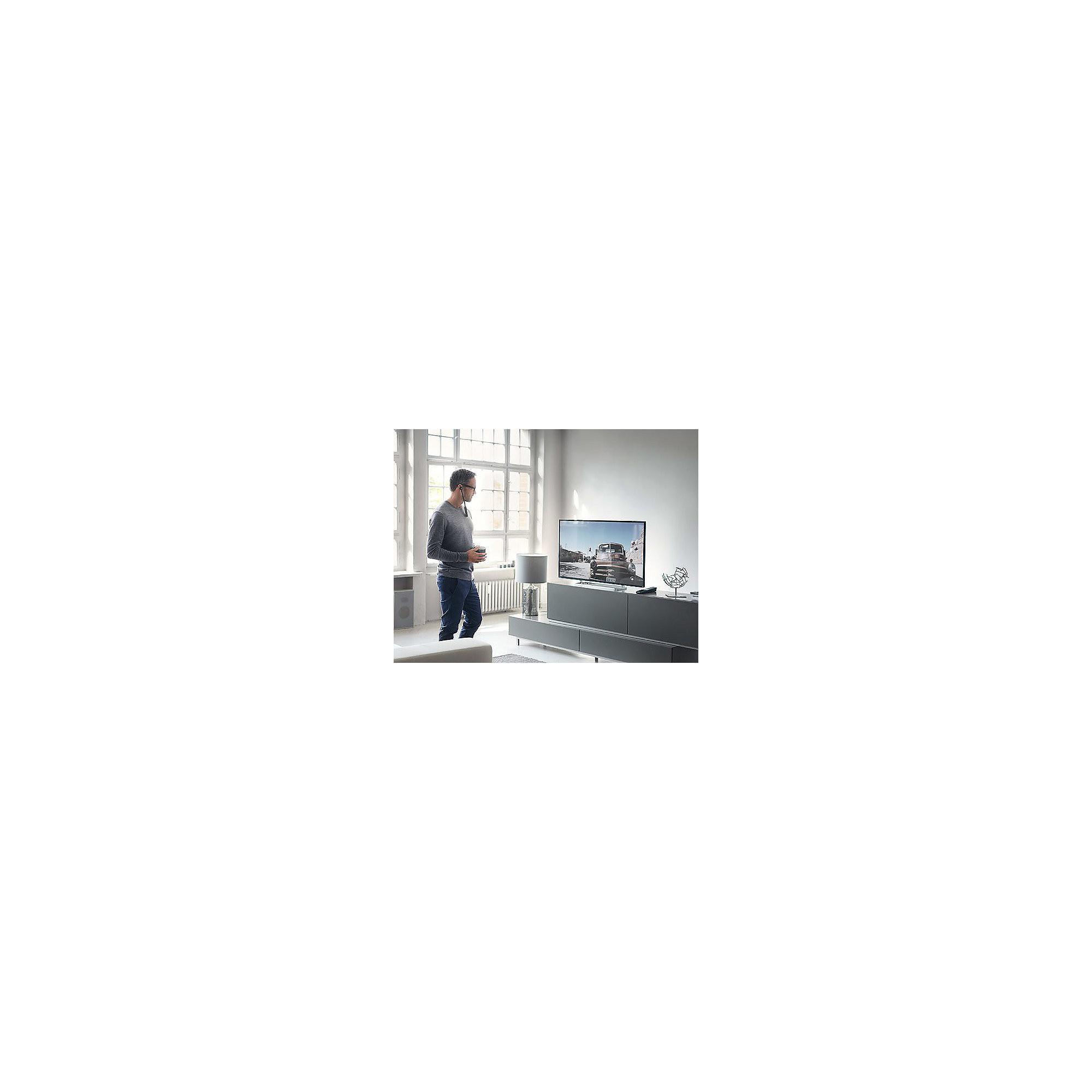 Optischer Eingang  Sennheiser RS 5000 TV Stereo Kinnbügelhörer Sender