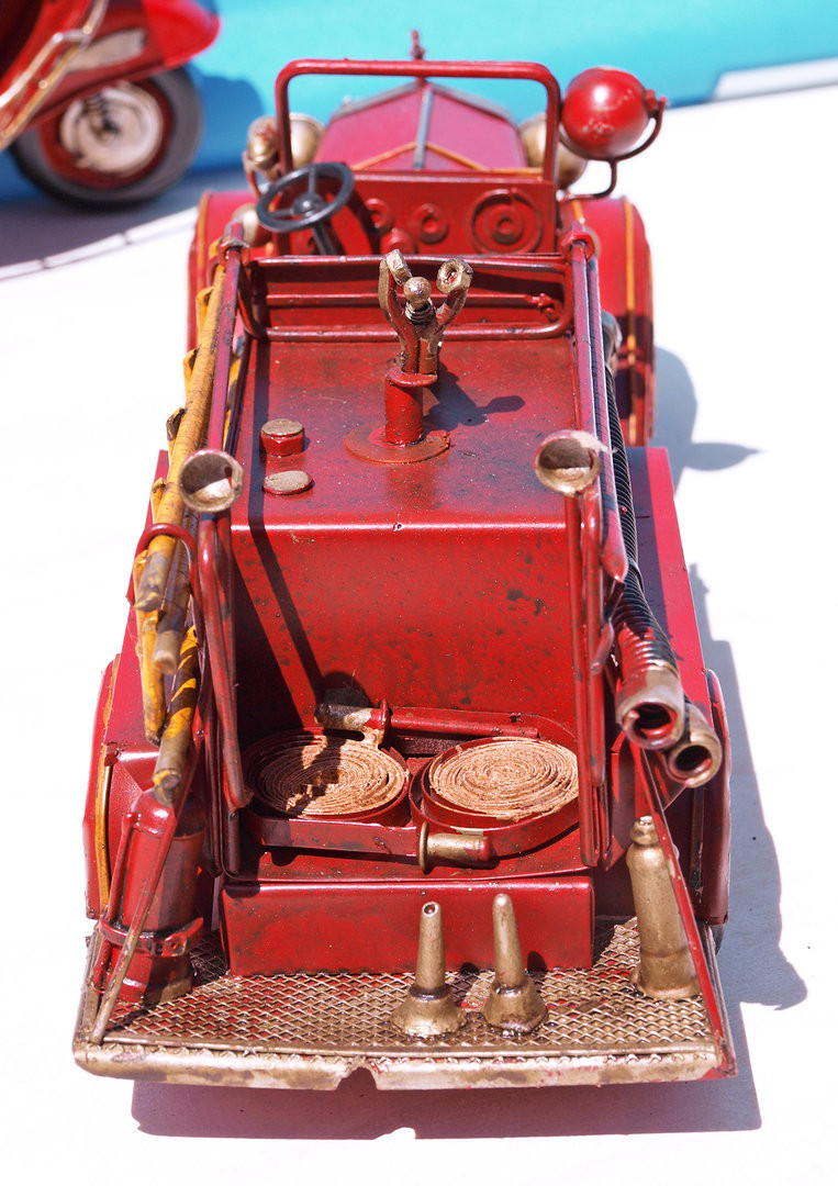 Originelle Geschenkideen  Feuerwehrwagen 1 geschenkideen 24