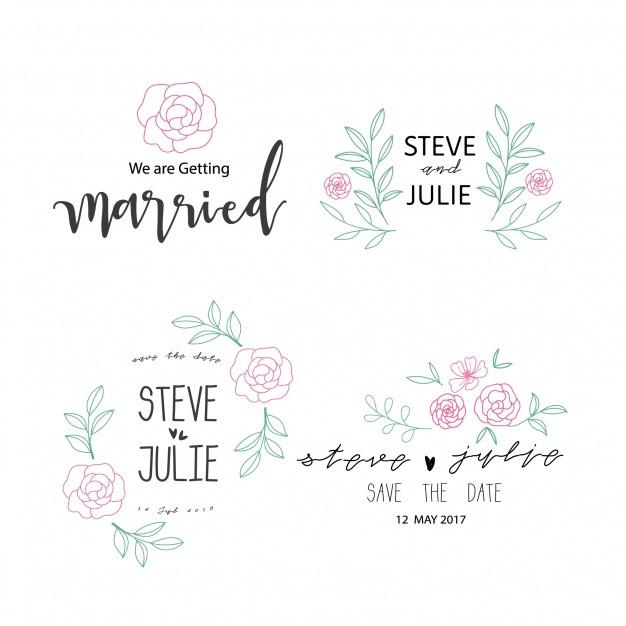 Ornamente Hochzeit  Hochzeit Ornamente Sammlung