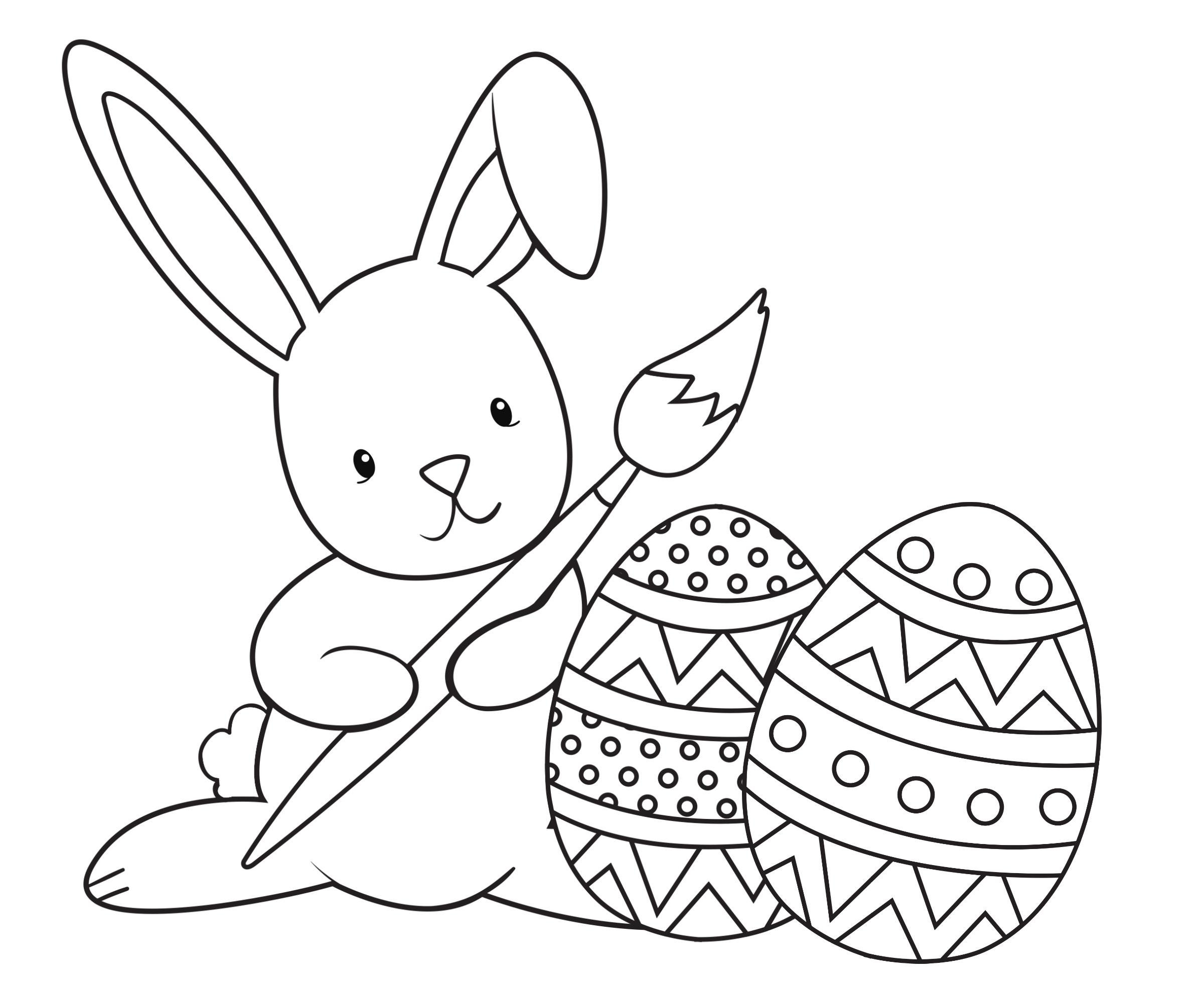 Oster Malvorlagen  Oster Ausmalbilder Kinderbilder Download