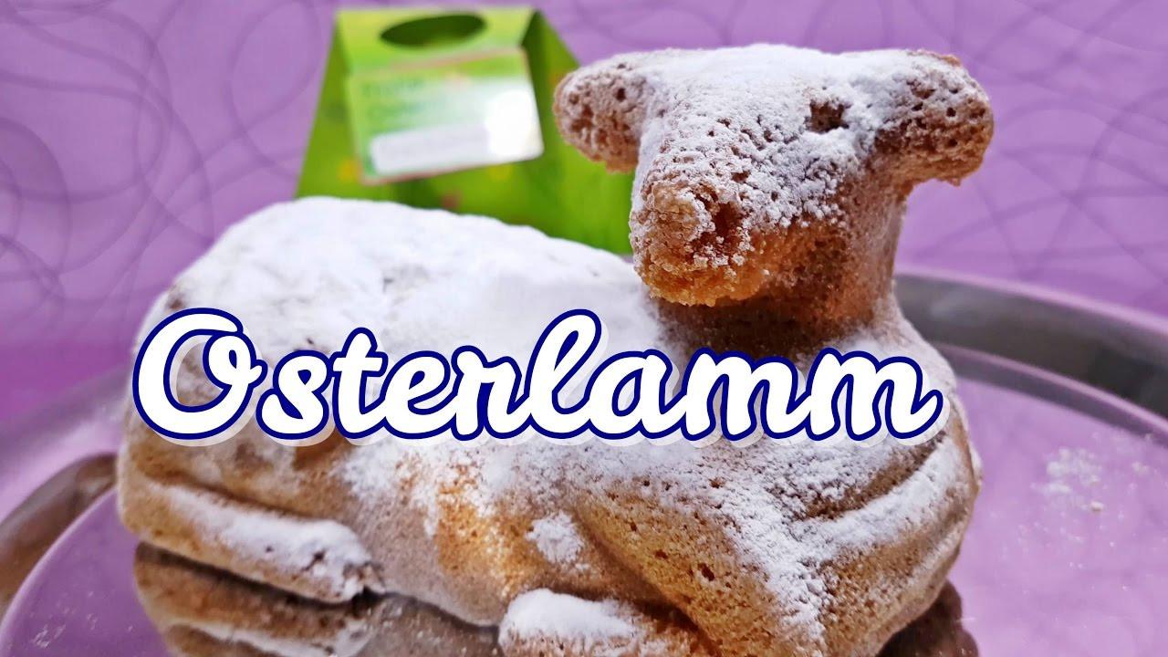 Osterlamm Kuchen  Osterlamm Kuchen von Aldi im Test Lecker Osterlämmchen