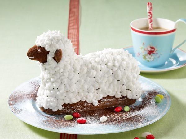 Osterlamm Kuchen  Osterlamm kuchen schoko – Appetitlich Foto Blog für Sie