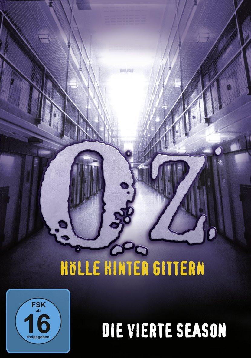 Oz Hölle Hinter Gittern  Oz – Hölle hinter Gittern – Die vierte Season – DVD Review