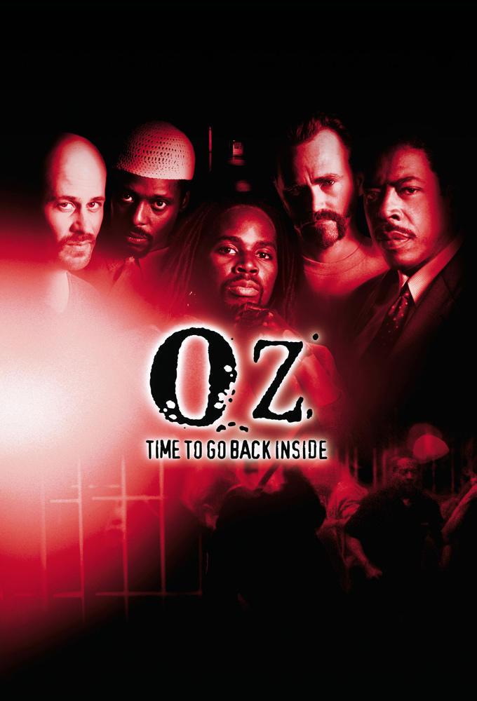 Oz Hölle Hinter Gittern Stream  Oz Hölle hinter Gittern Bild 3 von 14