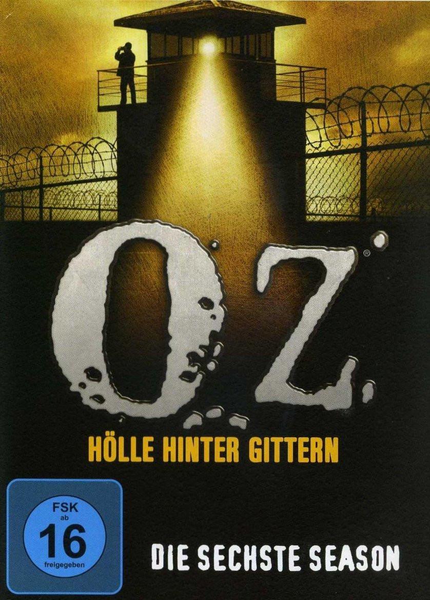 Oz Hölle Hinter Gittern Stream  Oz Staffel 6 DVD oder Blu ray leihen VIDEOBUSTER