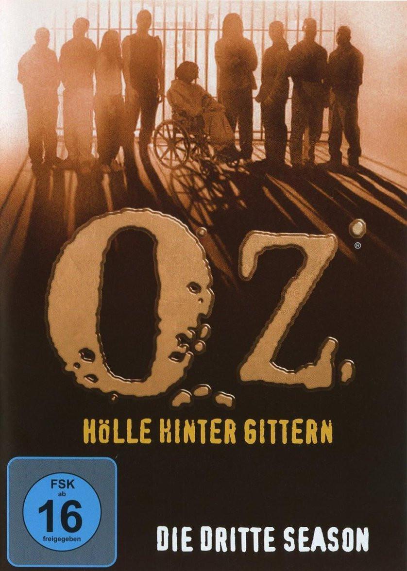 Oz Hölle Hinter Gittern Stream  Oz Staffel 3 DVD oder Blu ray leihen VIDEOBUSTER