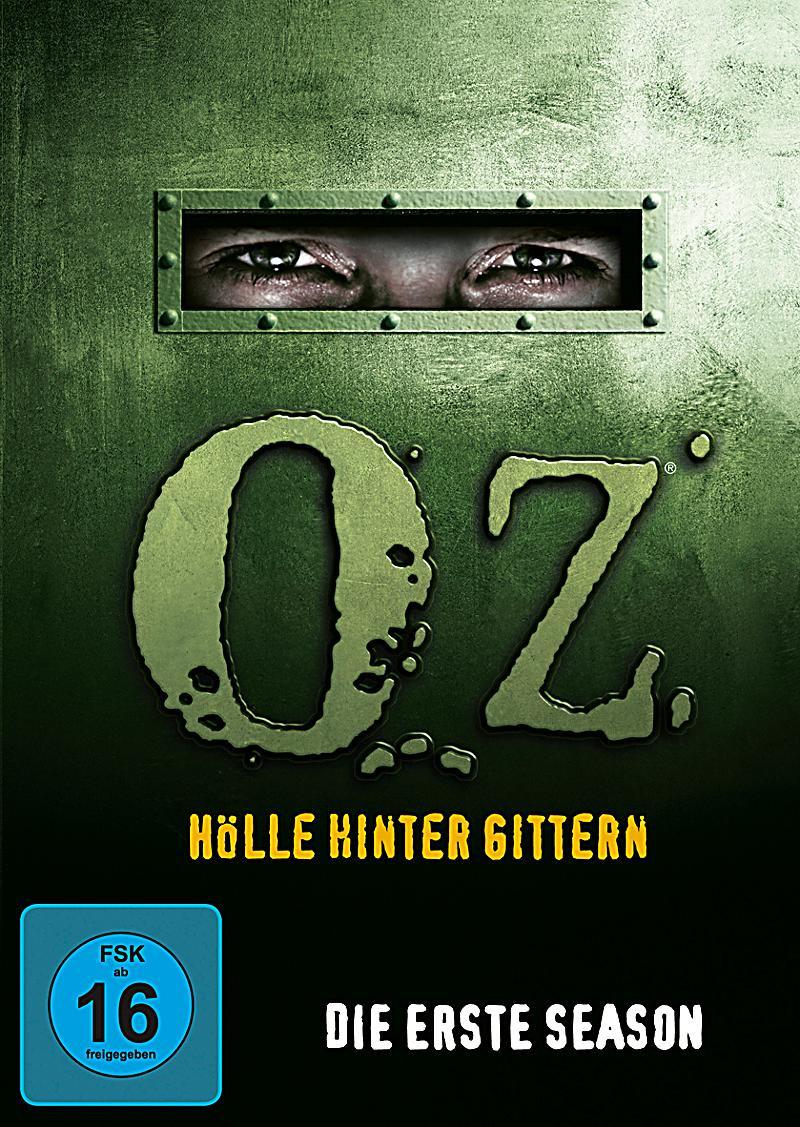 Oz Hölle Hinter Gittern  Oz Hölle hinter Gittern Season 1 DVD bei Weltbild