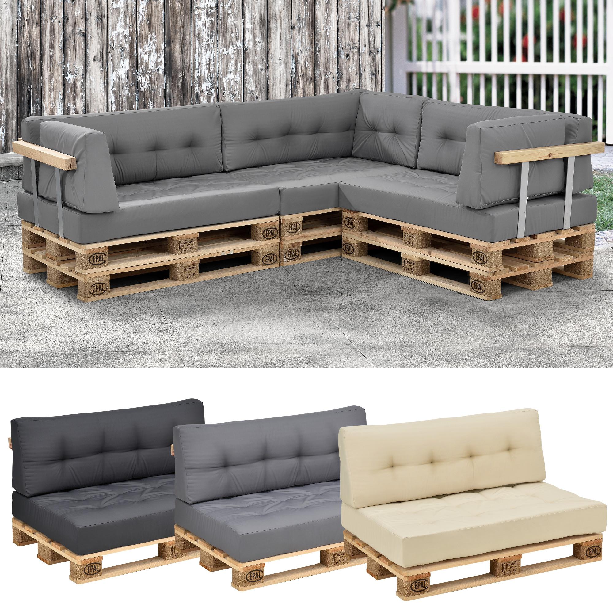 Paletten Sofa Kissen  [ensa] 1x Sitzpolster Palettenkissen In Outdoor
