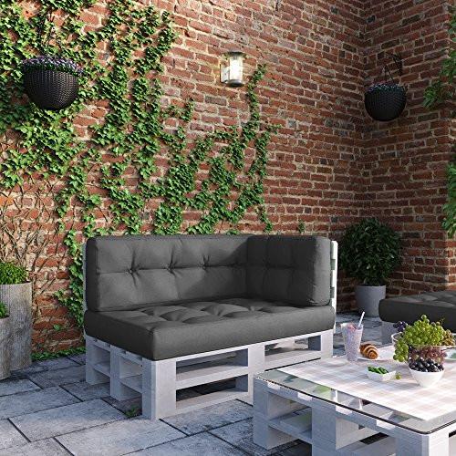 Palettenmöbel Garten  Gartenmöbel aus Paletten Palettenmöbel Garten