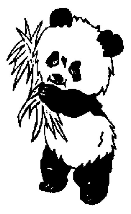 Panda Ausmalbilder  Cute Baby Panda Coloring Pages for Kids Disney Coloring