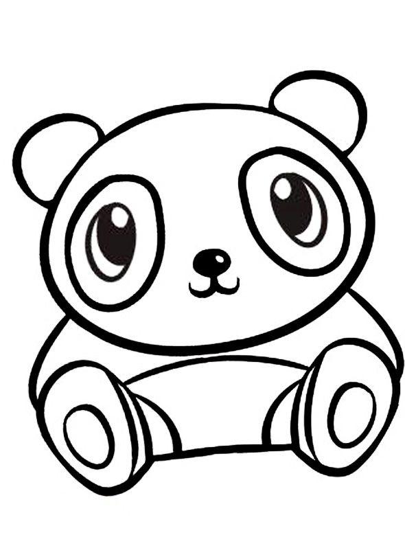 Panda Ausmalbilder  Ausmalbilder Panda ausmalbilder