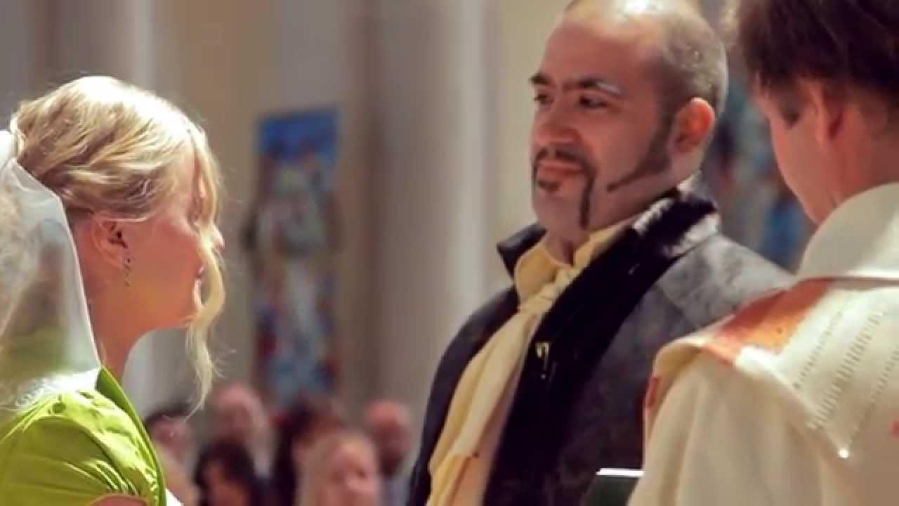 Pfarrer Schießler Hochzeit  Pfarrer Schiessler Hochzeit