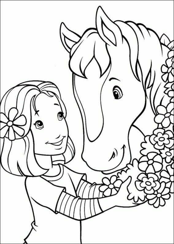 Pferde Ausmalbilder  Die besten 25 Ausmalbilder pferde zum ausdrucken Ideen