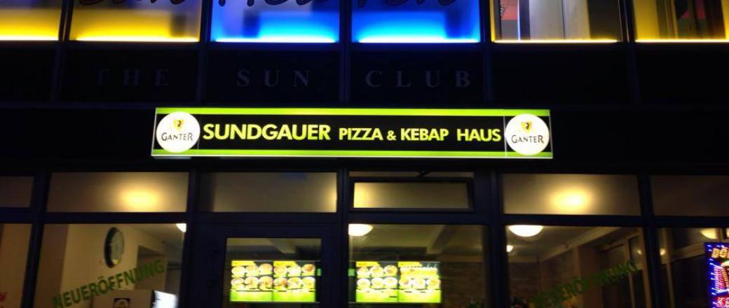 Pizza Haus Freiburg  Sundgauer Pizza und Kebap Haus StadtBESTEN Freiburg
