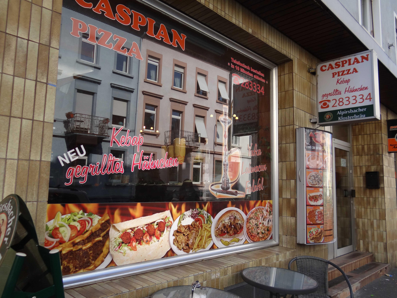 Pizza Haus Freiburg  Caspian Pizza Döner Kebap StadtBESTEN Freiburg Das