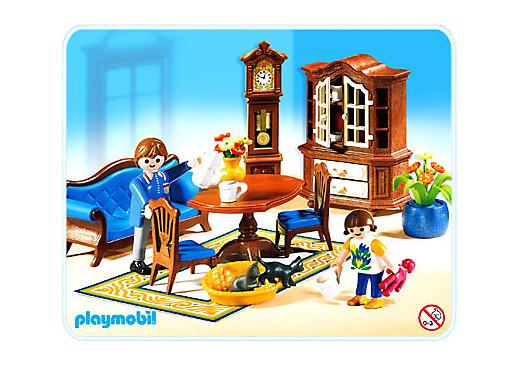Playmobil Wohnzimmer  Romantisches Wohnzimmer 5327 A PLAYMOBIL Deutschland