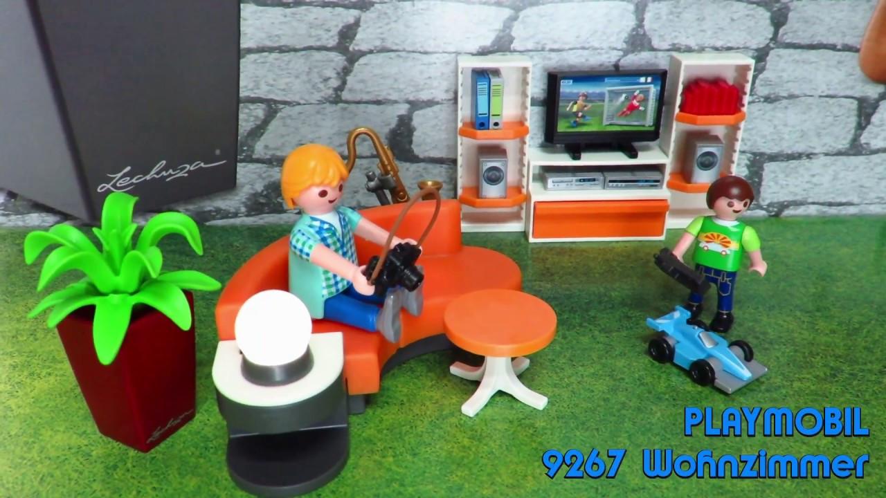 Playmobil Wohnzimmer  NEU NEW NOUVEAU NUEVO 2017 PLAYMOBIL CityLife 9267