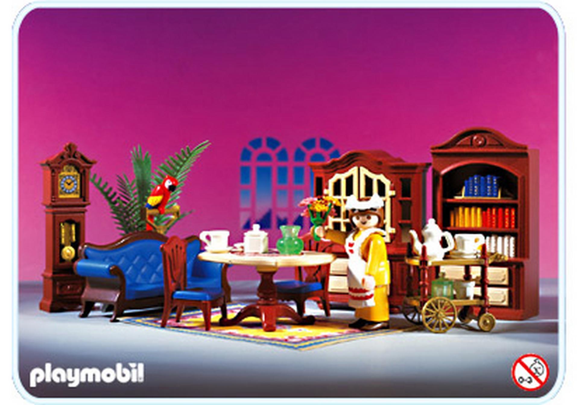 Playmobil Wohnzimmer  Wohnzimmer 5316 A PLAYMOBIL Deutschland