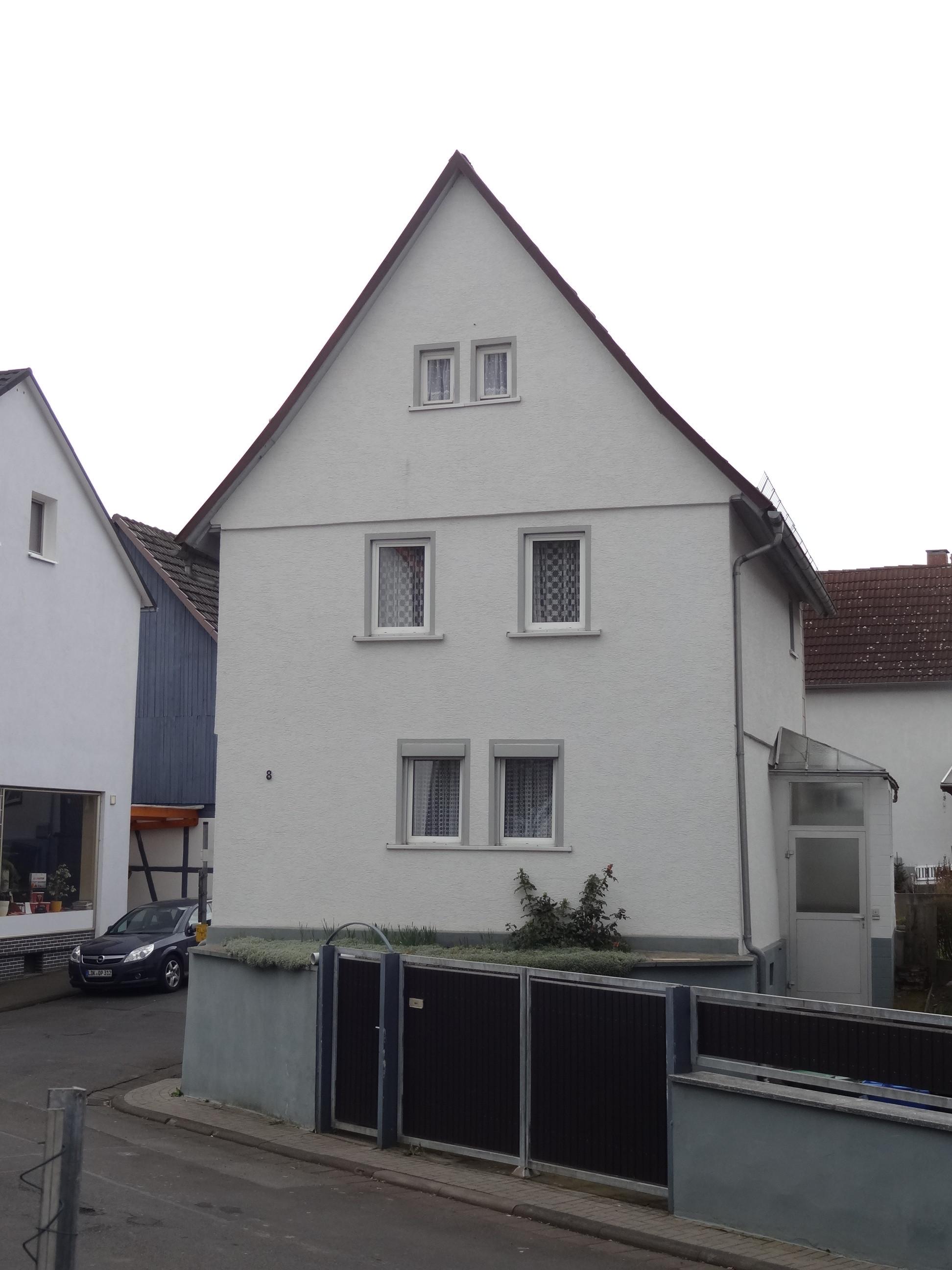 Pohlheim Hausen  Datei Bachstraße 8 Hausen Pohlheim 01 JPG –