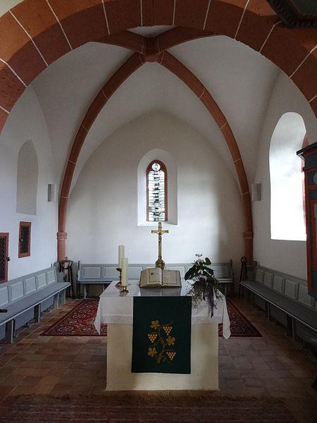 Pohlheim Hausen  File Evangelische Kirche Hausen Pohlheim 15 JPG