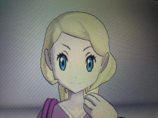 Pokemon Y Frisuren  Frisuren und Haarfarben X Y FilbBoard