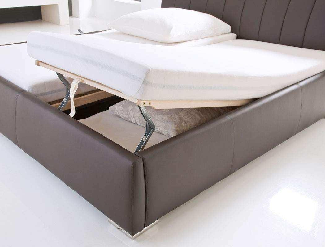 Polsterbett 180x200 Mit Bettkasten  Doppelbett 180x200 Mit Bettkasten WaterSoftnerGuide