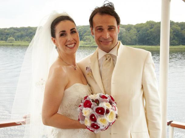 Porno Hochzeit  Fotos vom TV Star Judith Williams
