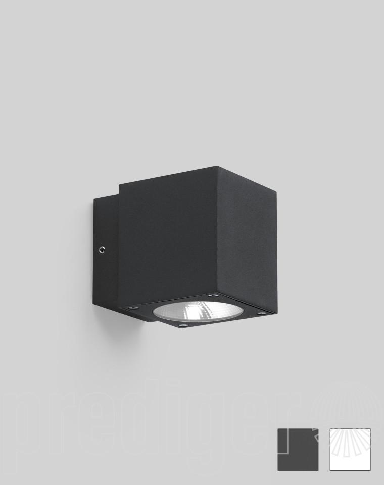Prediger Lampen  predigerse p 026 Einseitig Strahlende LED Außen