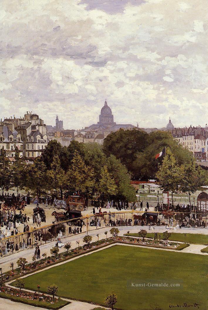 Prinzessin Garten  Garten der Prinzessin Claude Monet Gemälde mit öl zu verkaufen