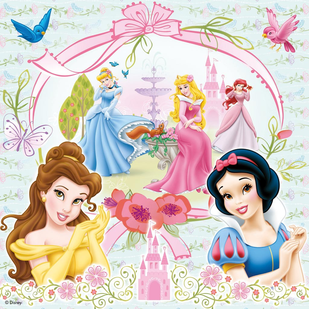 Prinzessin Garten  Disney Prinzessin Garten der Schönheit bilder Disney