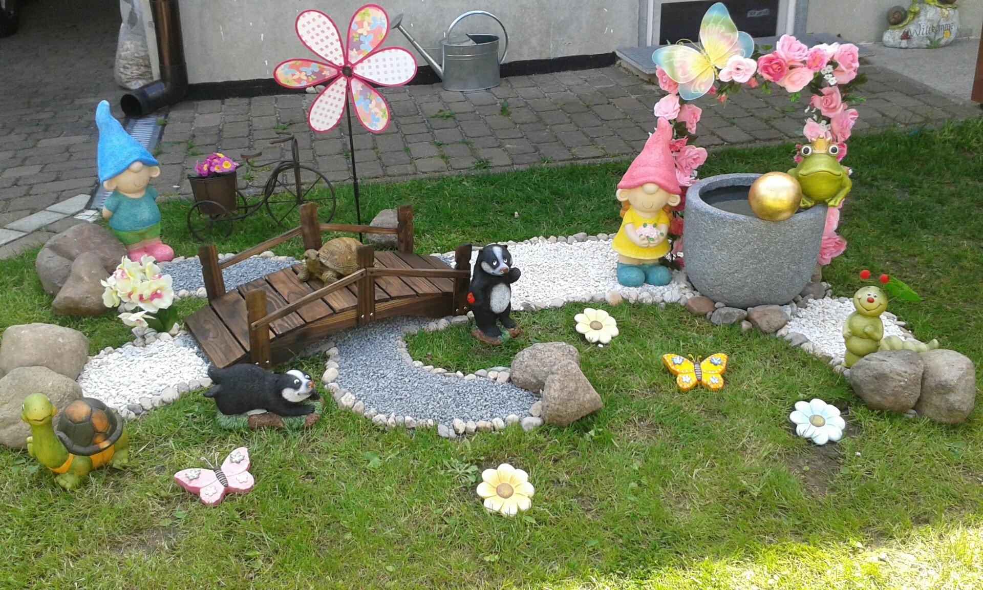 Prinzessin Garten  Märchen Garten LienchenDesign für Kreative