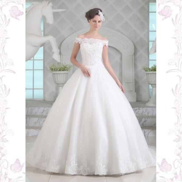 Prinzessinnenkleid Hochzeit  21 besten Brautkleid Angebote Bilder auf Pinterest