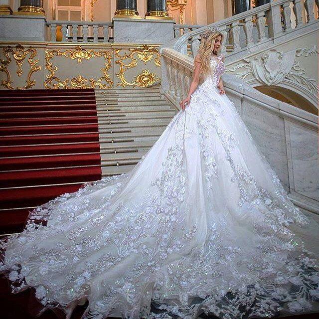 Prinzessinnenkleid Hochzeit  thanhcuc followme Hochzeit in 2019