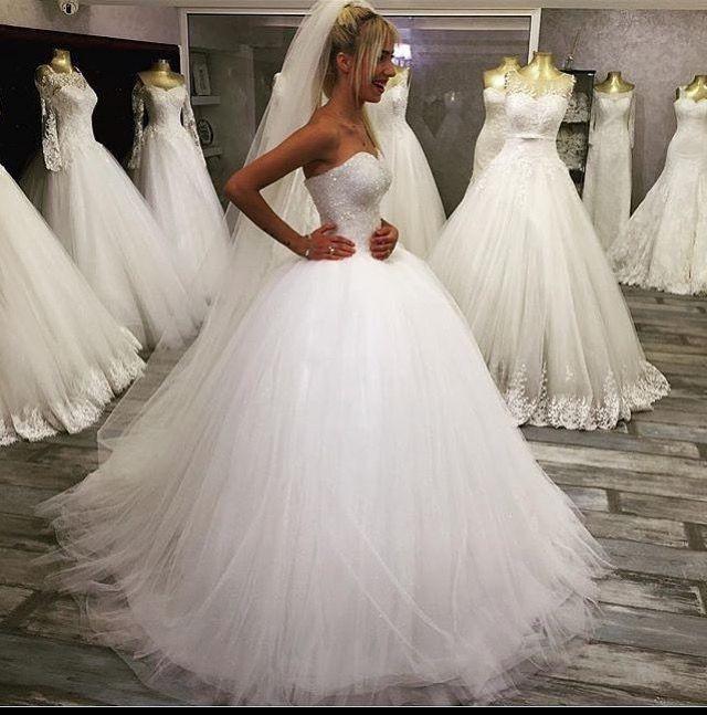 Prinzessinnenkleid Hochzeit  Pin by MiMi Franklin on The Dress