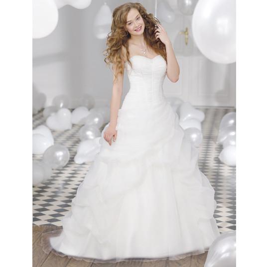 Prinzessinnenkleid Hochzeit  Hochzeit Magazin Trends