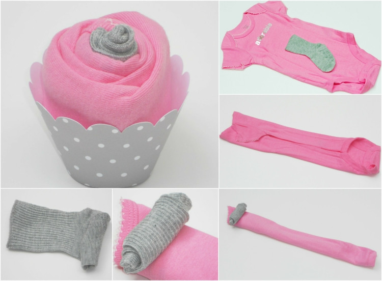 Pullerparty Geschenke  Babyparty Geschenke selber machen 6 Ideen mit Anleitung