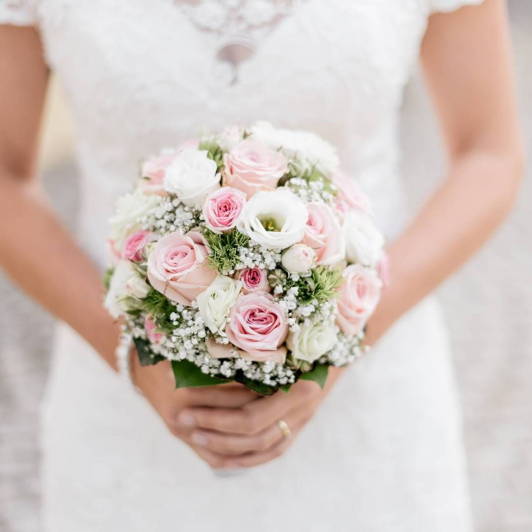 Ranunkel Brautstrauß  Brautstrauß
